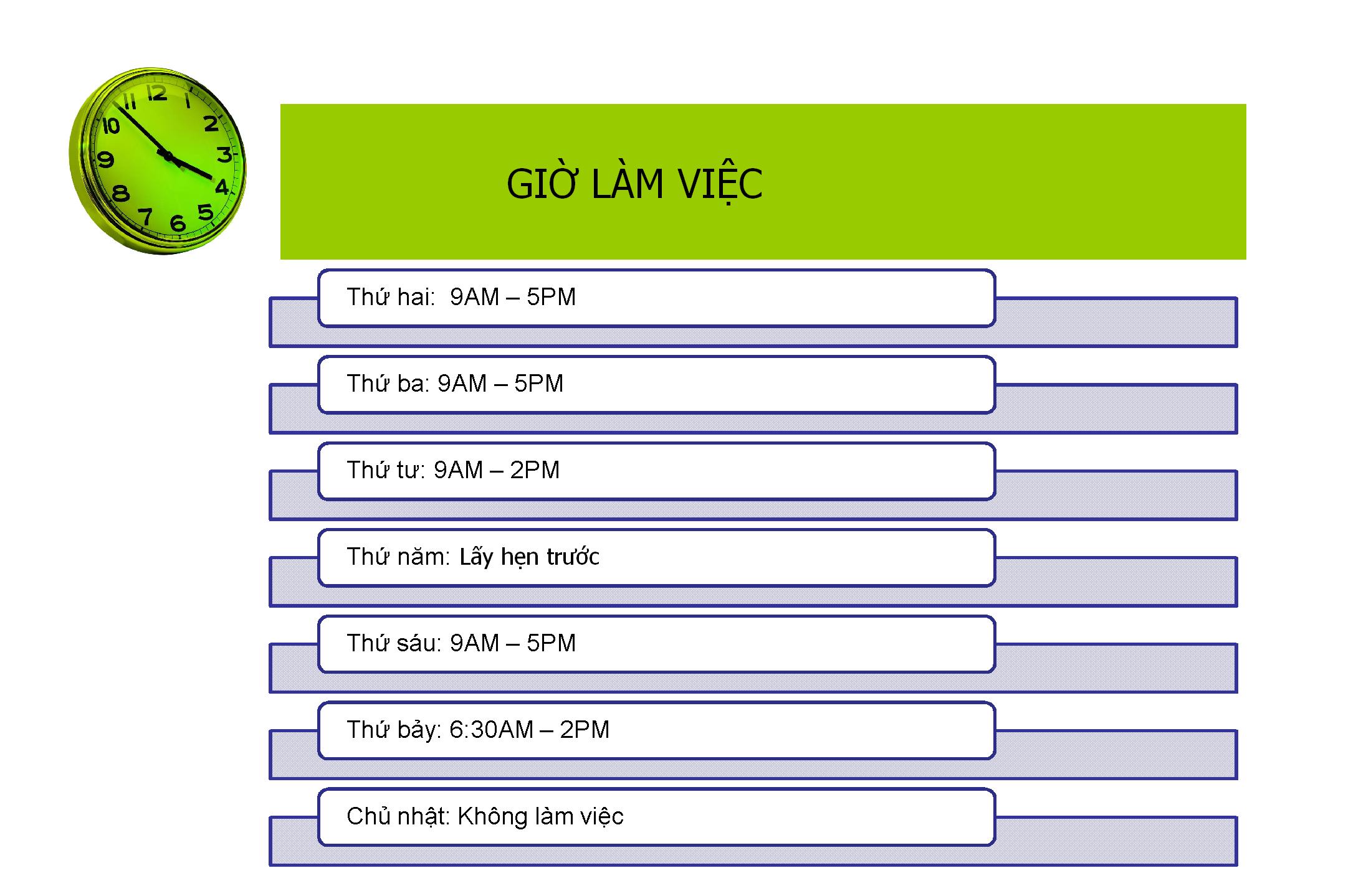 Gio Lam Viec
